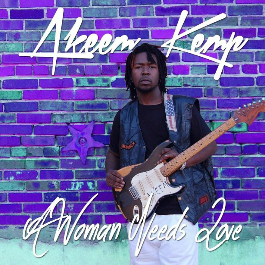 Akeem Kemp
