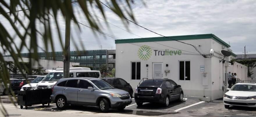 Trulieve opened Miami's first retail medical marijuana dispensary near Miami International Airport in 2017.