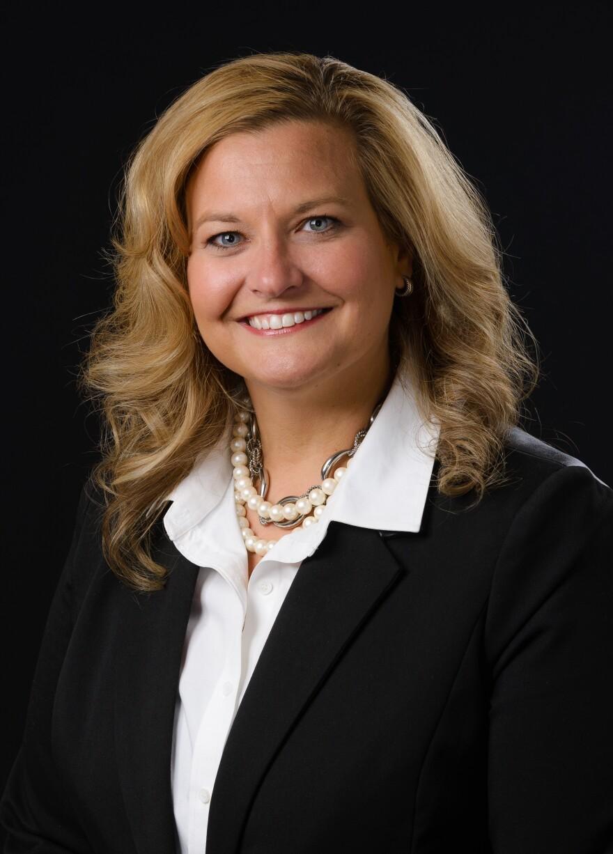 photo of Sen. Shannon Jones