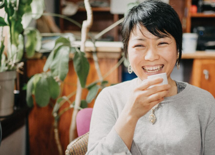 """Lona Luo, originally from rural China, joined """"St. Louis on the Air"""" host Don Marsh and Sauce Magazine's Matt Sorrell for a conversation about the success of her restaurant, Lona's Lil Eats."""