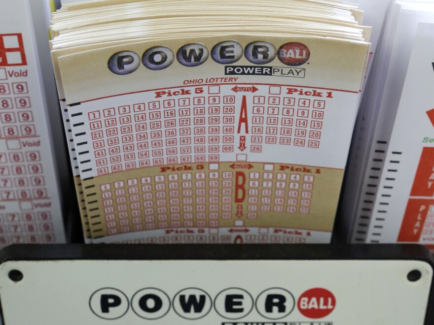 Forty-four states, plus Washington, D.C., Puerto Rico and the U.S. Virgin Islands, participate in the Powerball lottery.