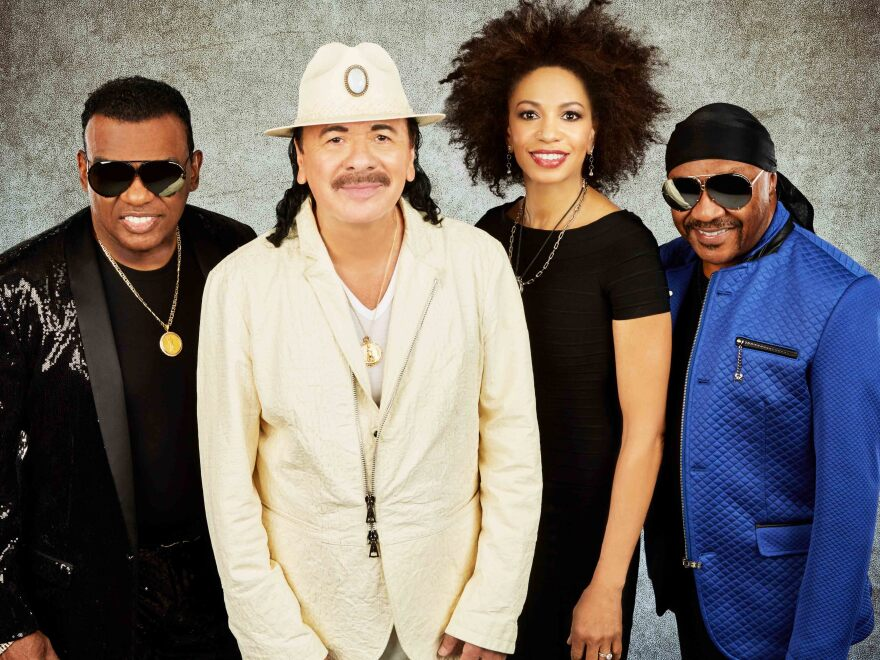 <em>Power of Peace</em> is the tile of the new album from Santana and The Isley Brothers