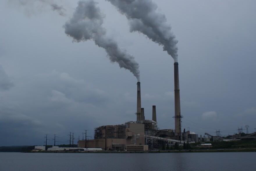 Mt. Storm Power Plant