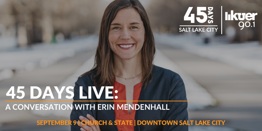 45 Days Invite: Erin Mendenhall