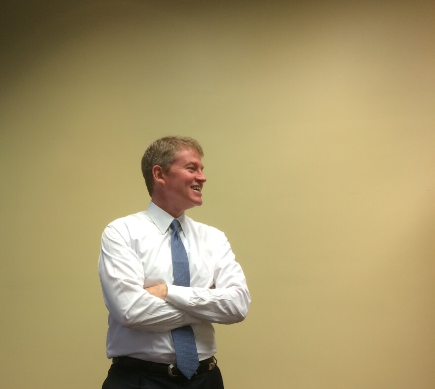 Koster says the Ferguson unrest played a role in his decisionmaking.