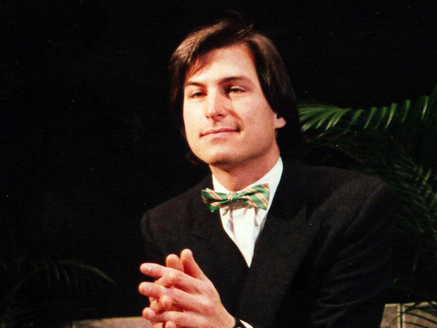 Apple founder Steve Jobs, who died in 2011, is slated to be featured on a U.S. postage stamp next year.