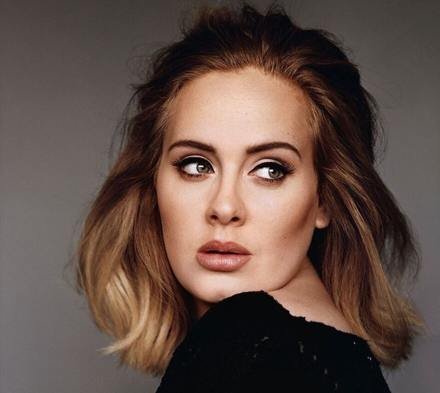 Adele's new album, <em>25,</em> is out now.