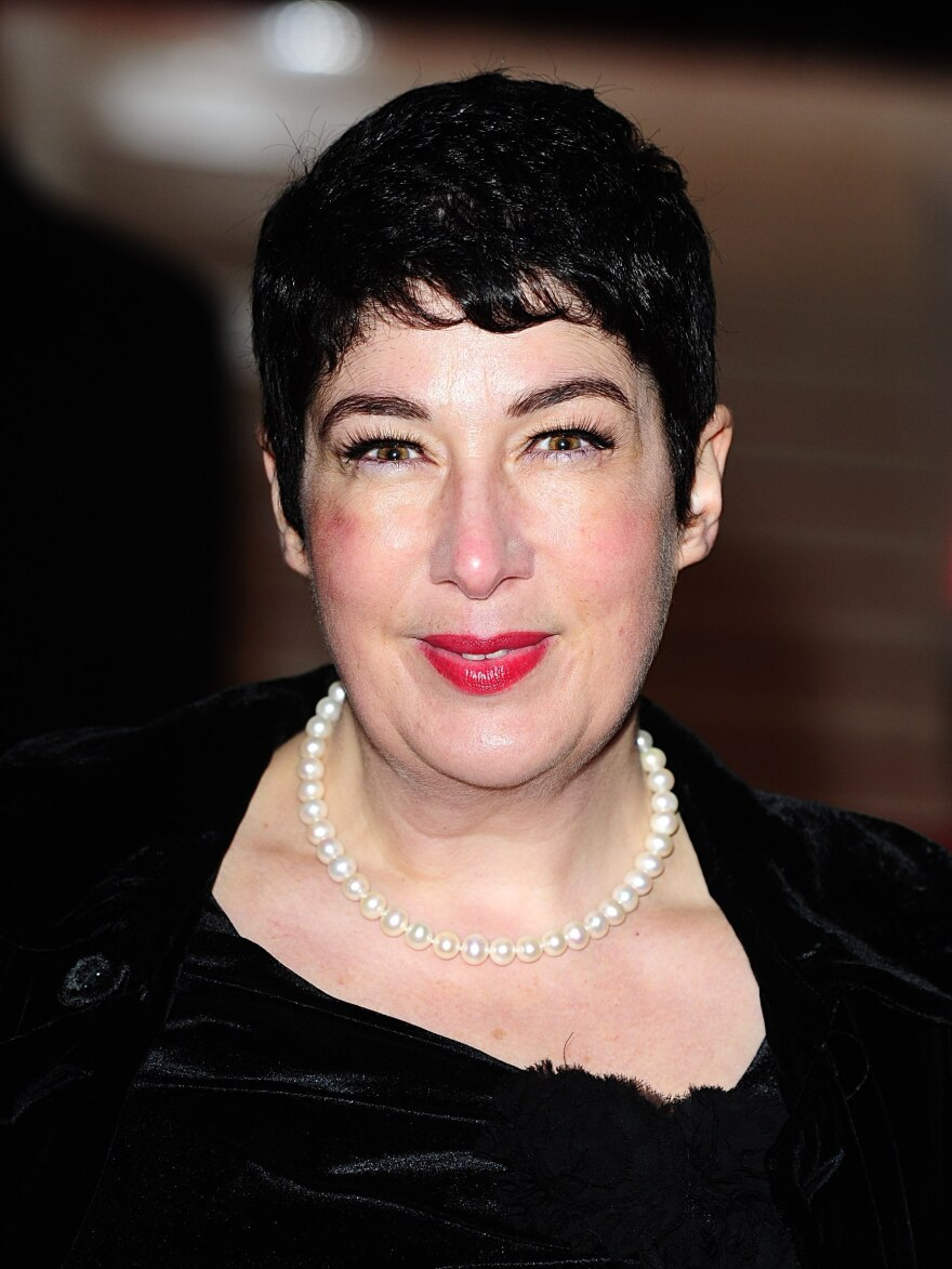Joanne Harris, seen here at the London premiere of <em>Jack Reacher,</em> has been a vocal critic of Clean Reader.