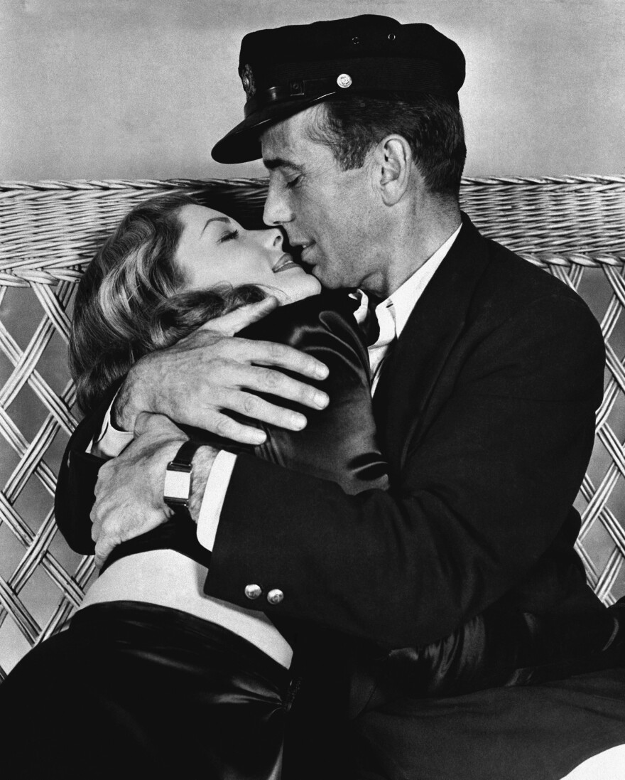 Lauren Bacall and Humphrey Bogart met on the set of the 1944 film <em>To Have and Have Not.</em>