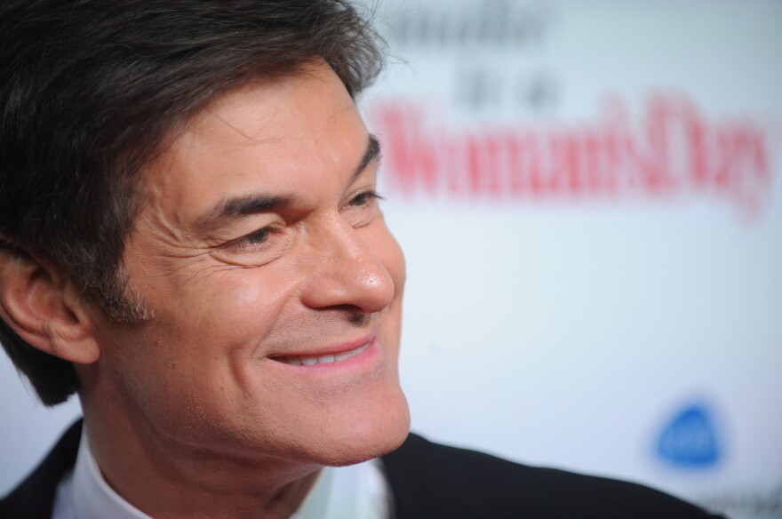 """My job is to be a cheerleader for the audience when they don't think they have hope,"" Dr. Mehmet Oz told a congressional panel that blasted him for promoting supplements."