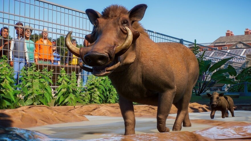 Your animals will demand your attention in <em>Planet Zoo</em>, just one of several simulation games that might distract you from quarantine.