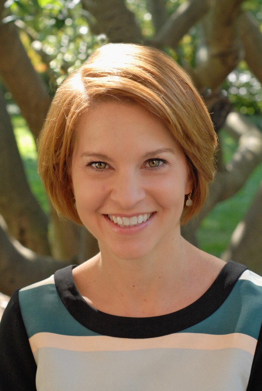 Kelly Pollock, seen in this file photo, has served as COCA's executive director since 2010.