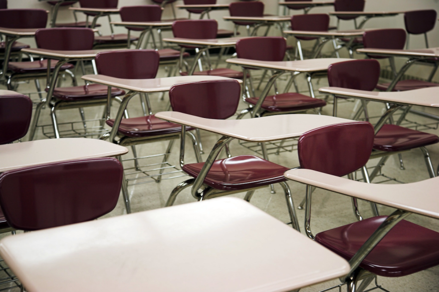 Classrooms around the country are sitting empty as many school districts turn to some form of distance learning to curb the spread of the novel coronavirus.