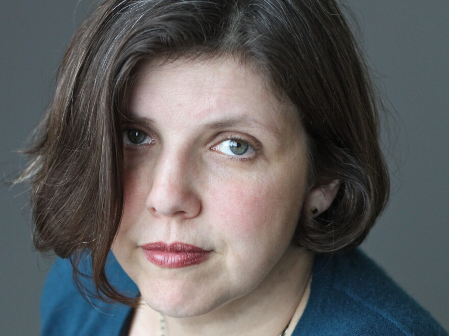 Jenny Offill's first novel was 1999's <em>Last Things.</em>