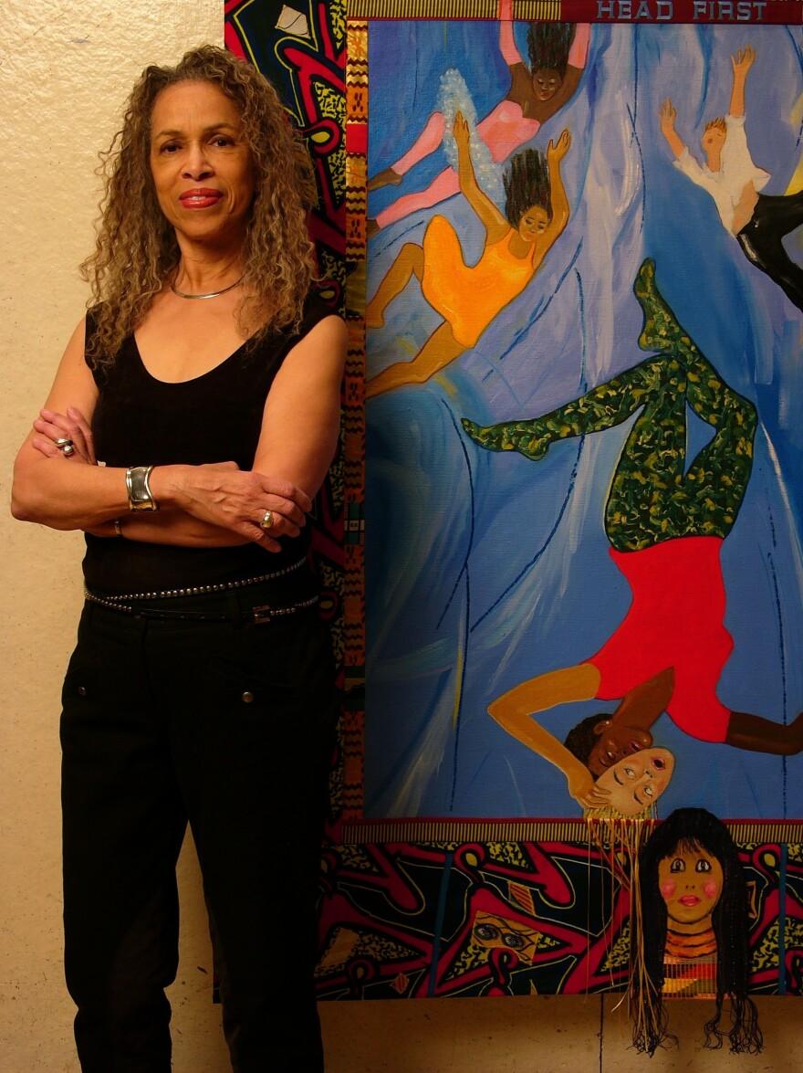 Emma Amos, 2006