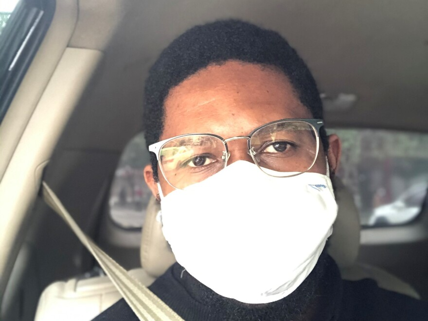 Pisso Nseke left his apartment in Wuhan, China, on Wednesday — the first time since the city at the epicenter of the coronavirus crisis went under lockdown nearly three months ago.