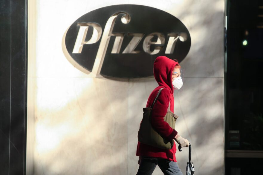 Pfizer is among the leading companies who claim their mRNA vaccine is more than 90 percent effective against coronavirus.