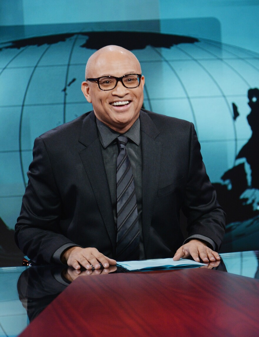 Larry Wilmore debuts Comedy Central's <em>The Nightly Show with Larry Wilmore</em> on Jan. 19.