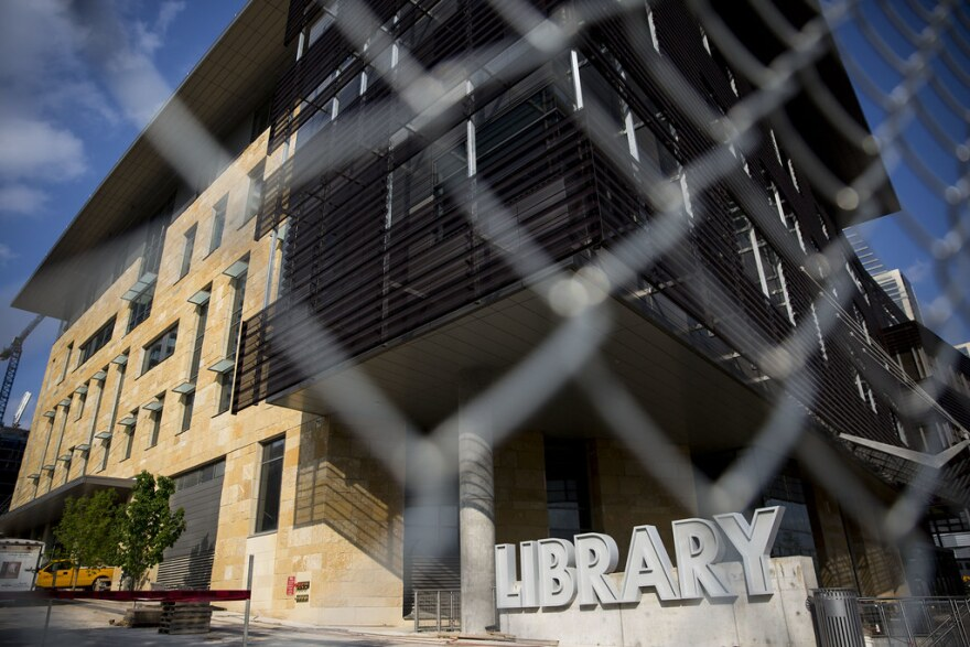 The Central Austin Public Library
