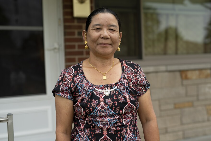 After studying for two years, Sancha Subba has applied to take the naturalization test. Receiving a U.S. citizenship would be the first time she's been considered a citizen of any country since fleeing Bhutan two decades ago. July 2018