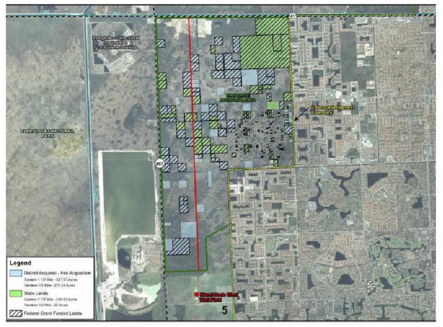Bird Drive Basin land ownership.png