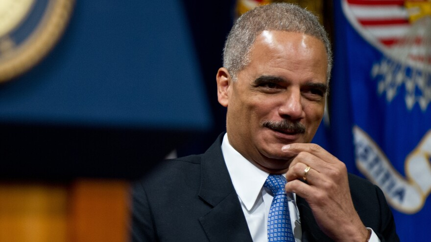 Attorney General Eric Holder has endured a rocky relationship with lawmakers during his tenure. But he's all they have until his successor is confirmed.