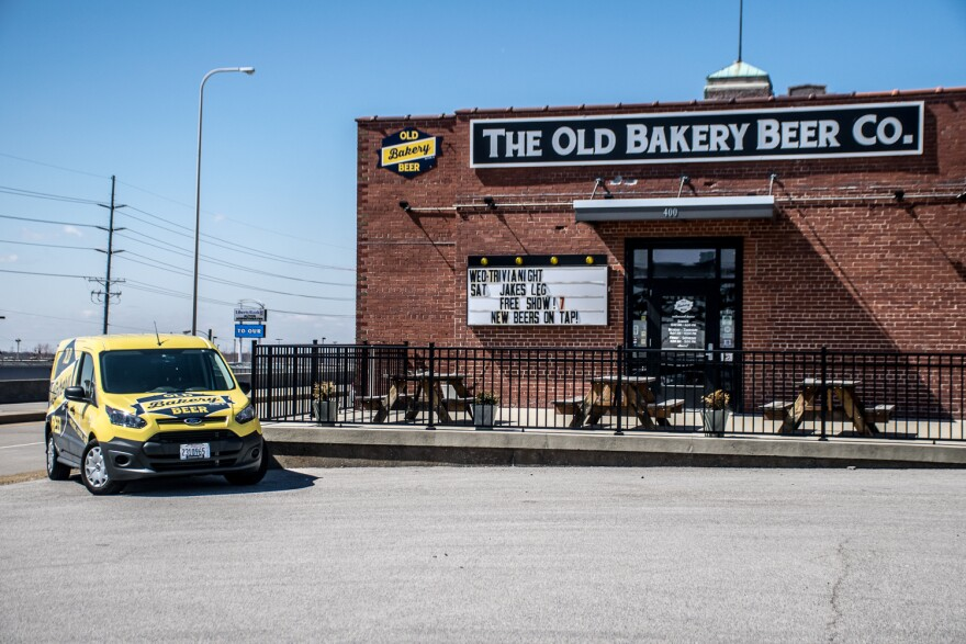 Old Bakery Beer Co. March 21, 2018.