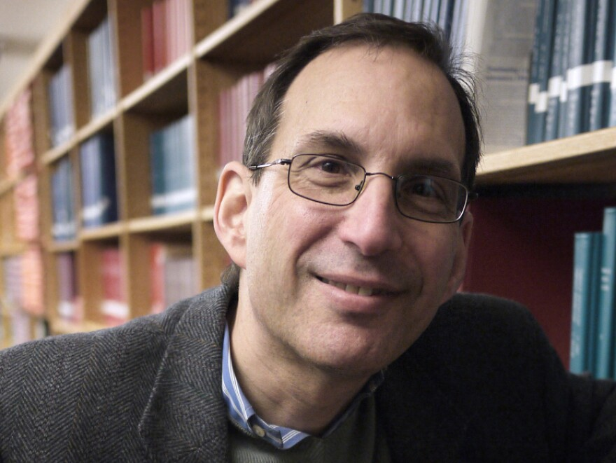 """Joseph Turow is <a href=""""http://www.asc.upenn.edu/Faculty/Faculty-Bio.aspx?id=128"""">a professor</a> at the Annenberg School for Communication at the University of Pennsylvania."""