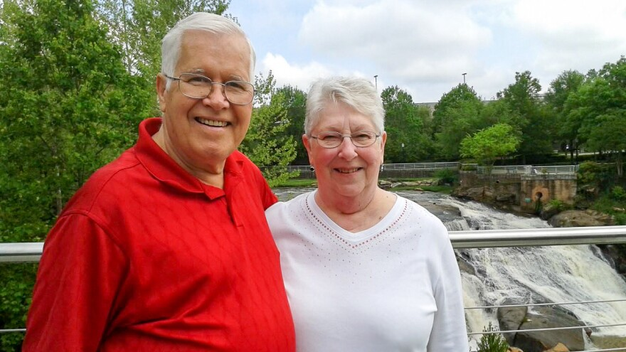 John and Carol Matlock met more than 50 years ago using what was then a fairly new dating technique.