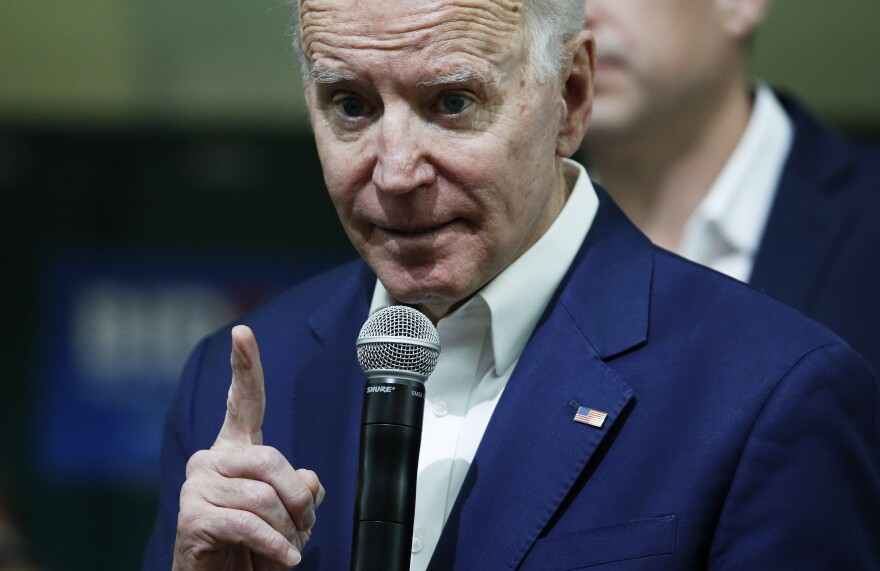 Joe Biden has received his 10th endorsement from a Congressional Black Caucus member, from Texas Rep. Colin Allred.