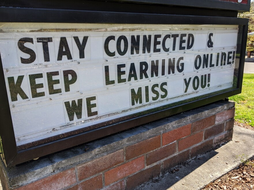 All Florida schools will have students back in physical classrooms, if they choose, by mid-October. Districts are also providing remote learning options.