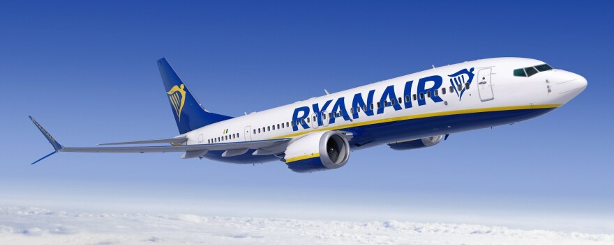 European airline Ryanair is ordering 75 Boeing 737 Max airplanes, the two companies announced Thursday.