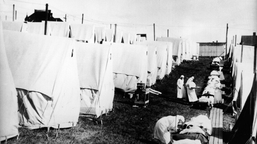 The 1918 flu is widely known as the Spanish Flu, but new research establishes that the flu actually originated in the Western Hemisphere.