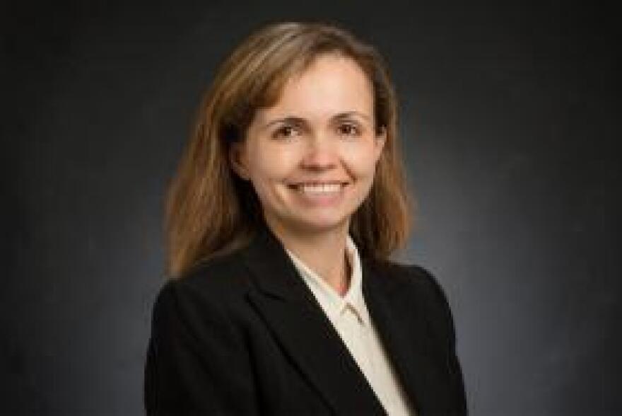 Tatyana Deryugina, a professor at the University of Illinois-Urbana Champaign.