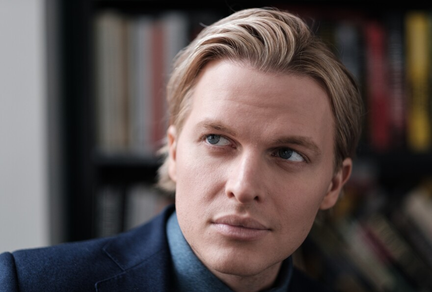 Pulitzer Prize-winning investigative journalist Ronan Farrow talked with NPR ahead of the release of his book <em>Catch and Kill.</em>