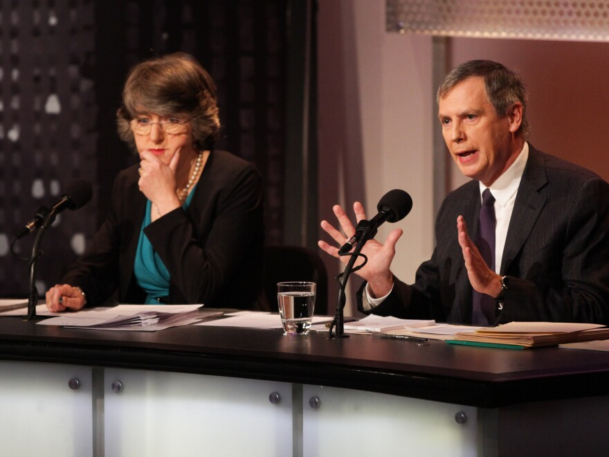Dr. Daniel Sulmasy, with debate partner Ilora Finlay, argues that policies legalizing physician-assisted suicide are unethical.