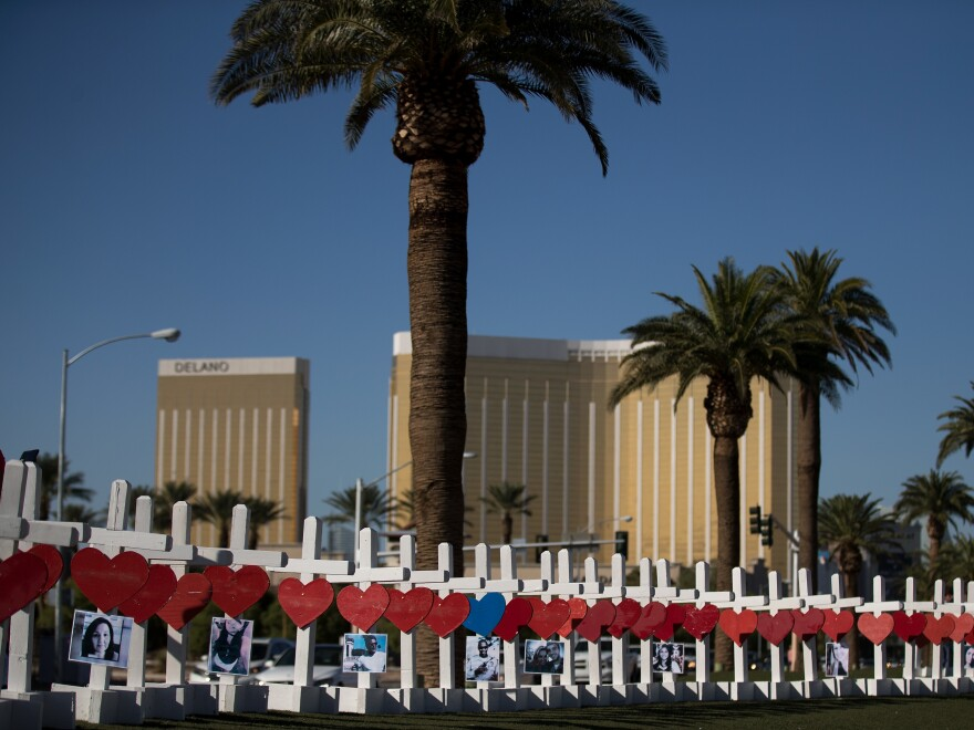 On Tuesday, the FBI announced it could not uncover what drove Stephen Paddock to kill 58 people, honored at a memorial,  and injure hundreds more in October 2017 in Las Vegas.
