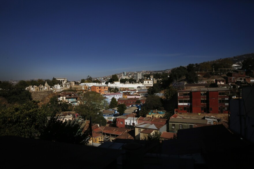 Valparaiso, the city in Chile that houses the National Congress of Chile, where <em>gratuidad</em> became law.