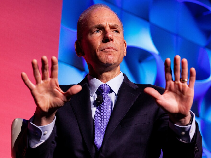 Analysts say Boeing CEO Dennis Muilenburg and the company were slow to take responsibility in the crashes of two 737 Max planes within months of each other.