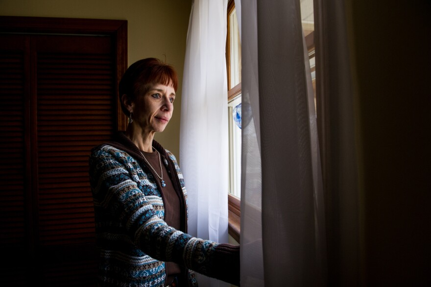 Terry Cawthorn was a nurse at Mission Hospital for more than 20 years. But after a series of back injuries, mainly from lifting patients, she was fired. Cawthorn took legal action against the hospital and still faces daily struggles as a result of her injury.