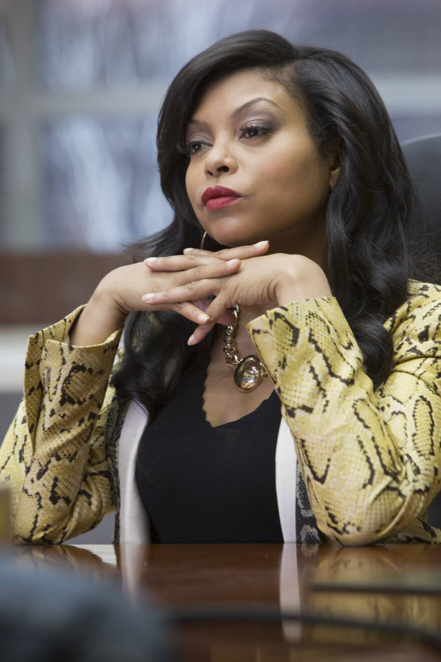 Taraji P. Henson stars as Cookie Lyon on <em>Empire</em>.