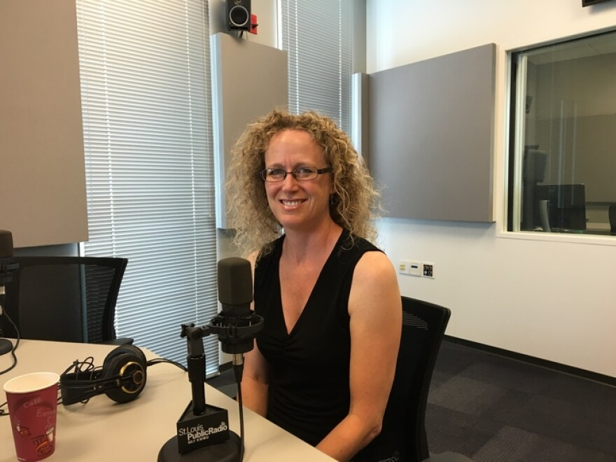 """Author Shelly Tochluk joined """"St. Louis on the Air"""" to discuss race, racism and white privilege."""