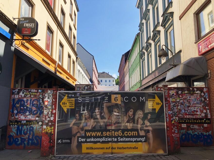 Coronavirus In Hamburg Angekommen