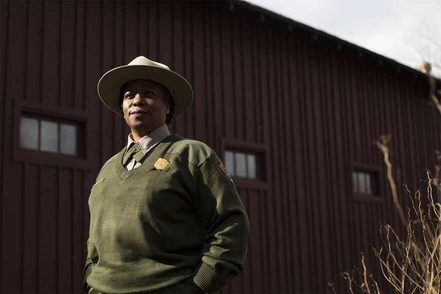 As the National Park Service's Regional Program Manager for Relevancy, Diversity, and Inclusion, Nichole McHenry's plan is to make all national parks and sites inclusive and diverse.