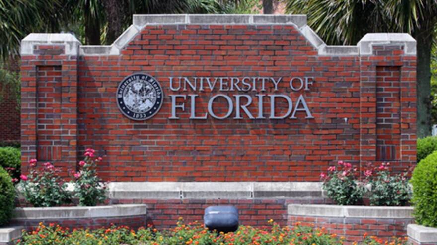 The University of Florida is one of the 12 universities making plans to reopen in the fall