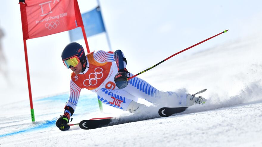 Ted Ligety finished 15th in the men's giant slalom on Sunday. He told reporters this Olympics will likely be his last.