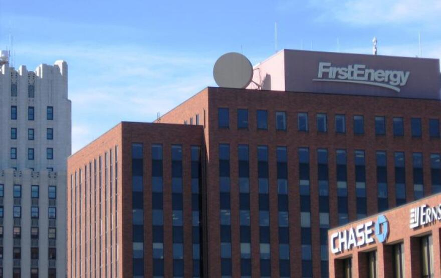First Energy downtown Akron
