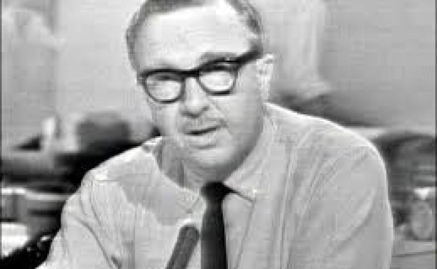 Look Back At 1963 Live TV Coverage Of JFK's Assassination | KERA News