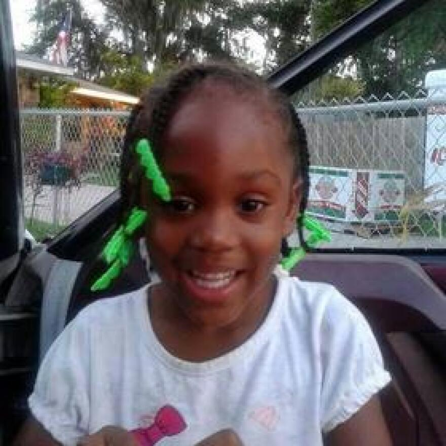 The family of Essence Winkfield, a 4-year-old Bradenton girl diagnosed with meningitis last month, says the child has died.