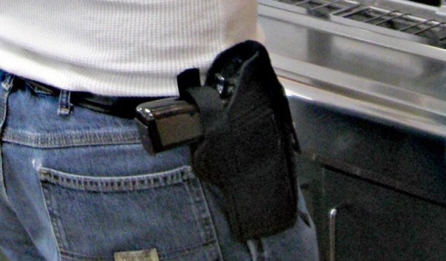 Despite strong campus opposition concealed carry is one step closer to Florida universities.